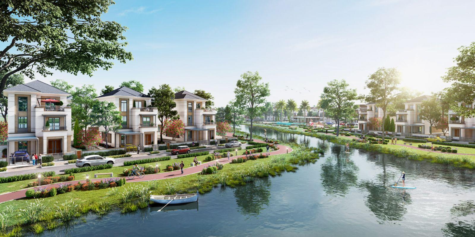 Grand Villas Aqua City