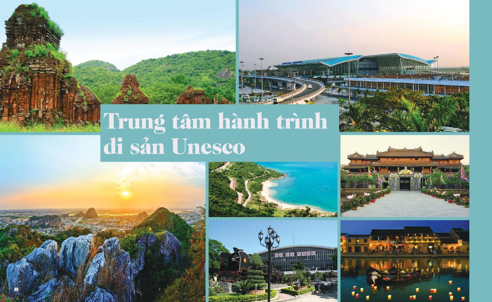 Dự án Aria Đà Nẵng Hotel & Resort (Aria DaNang Hotel And Resort) lien ket vung