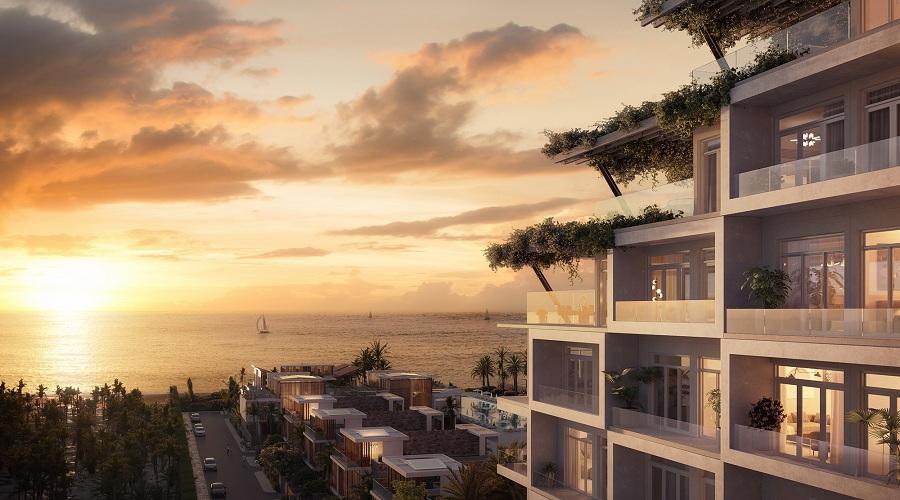 View dự án Aria Đà Nẵng Hotel & Resort