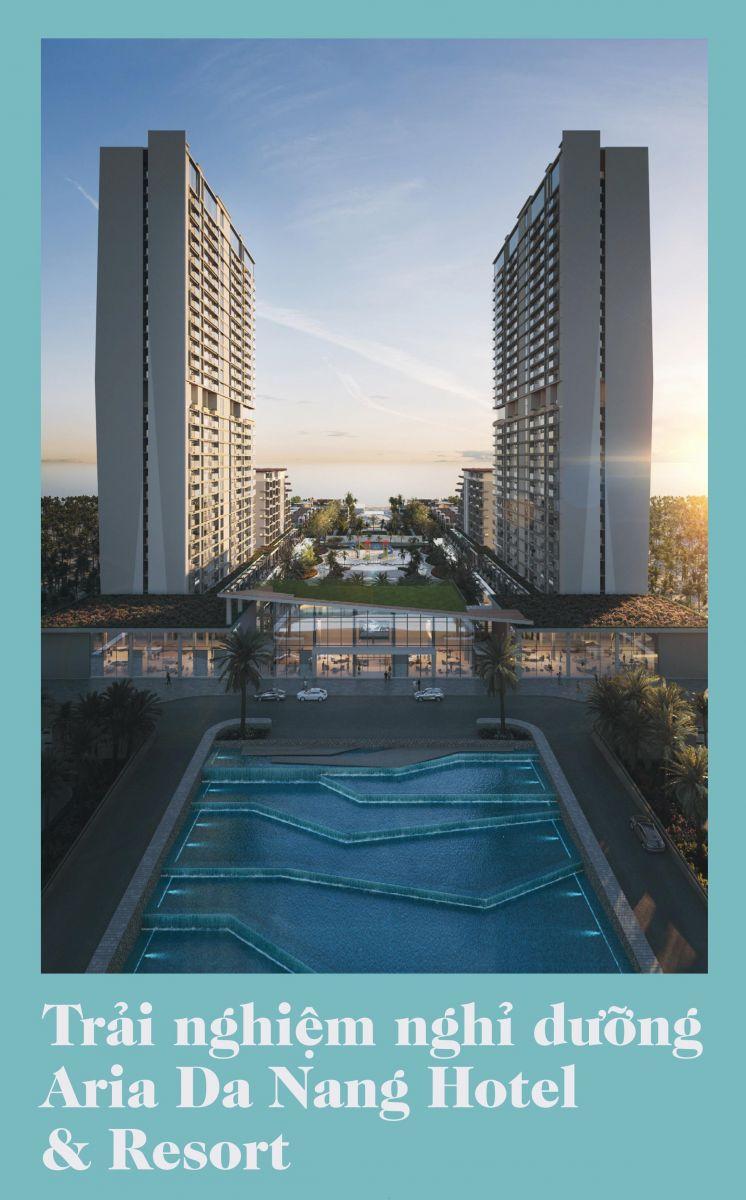 Dự án Aria Đà Nẵng Hotel & Resort (Aria DaNang Hotel And Resort) pool
