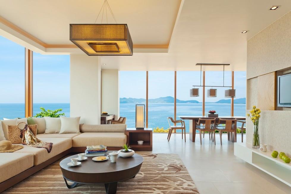 Dự án Aria Đà Nẵng Hotel & Resort (Aria DaNang Hotel And Resort) phong khach