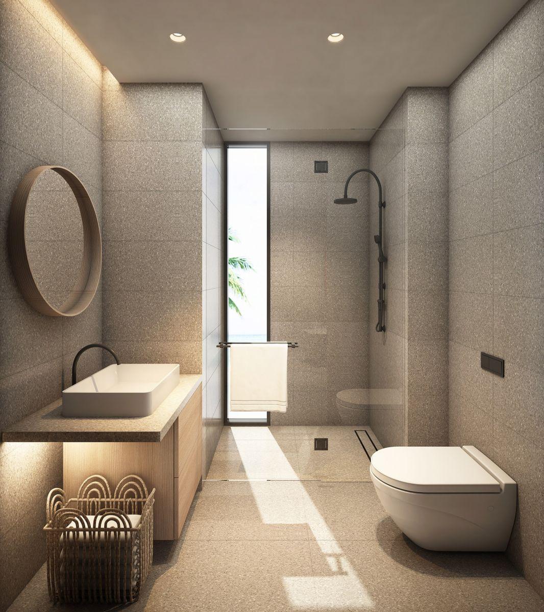 Dự án Aria Đà Nẵng Hotel & Resort (Aria DaNang Hotel And Resort) toilet