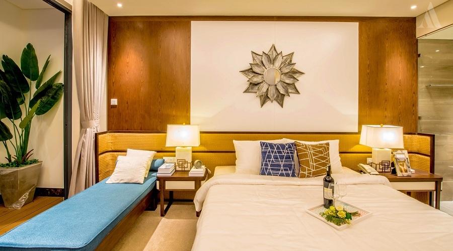 Dự án Aria Đà Nẵng Hotel & Resort (Aria DaNang Hotel And Resort) phong ngu