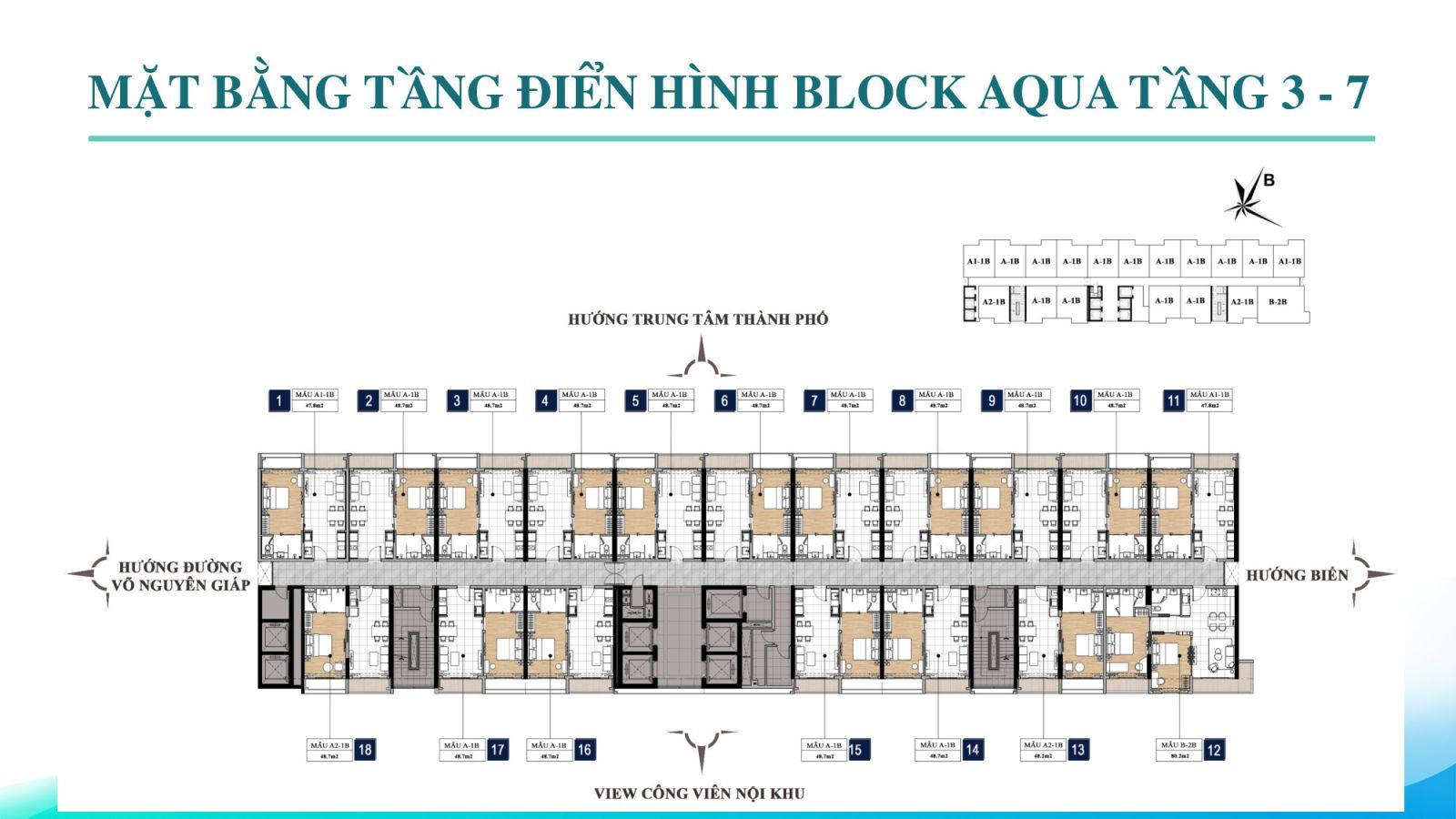 Dự án Aria Đà Nẵng Hotel & Resort (Aria DaNang Hotel And Resort) mat bang tang