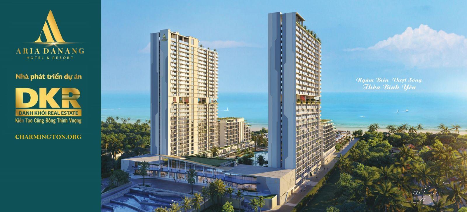 Aria Da Nang Hotel & Resort charmington.org