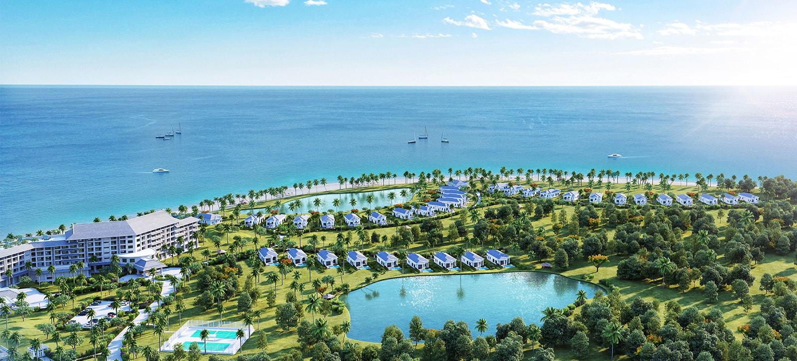Dự án Aria Đà Nẵng Hotel & Resort (Aria DaNang Hotel And Resort) vinpearl