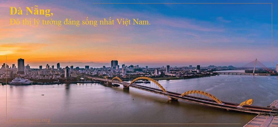 Đà Nẵng khu đô thị đáng sống nhất Việt Nam charmington.org