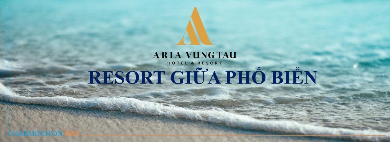 aria vũng tàu hotel & resort the end