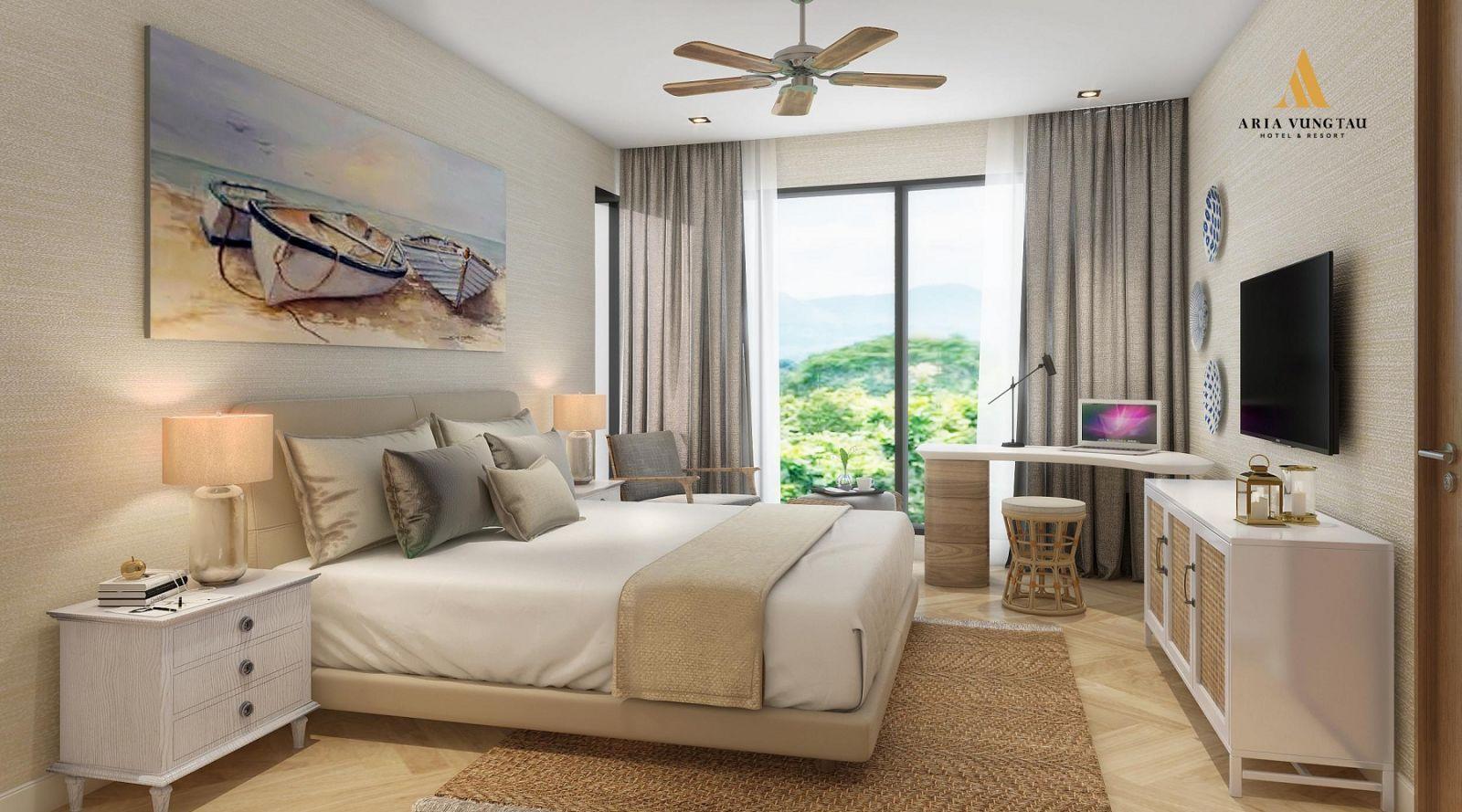 Phòng ngủ 2 Aria Vũng Tàu Hotel & Resort