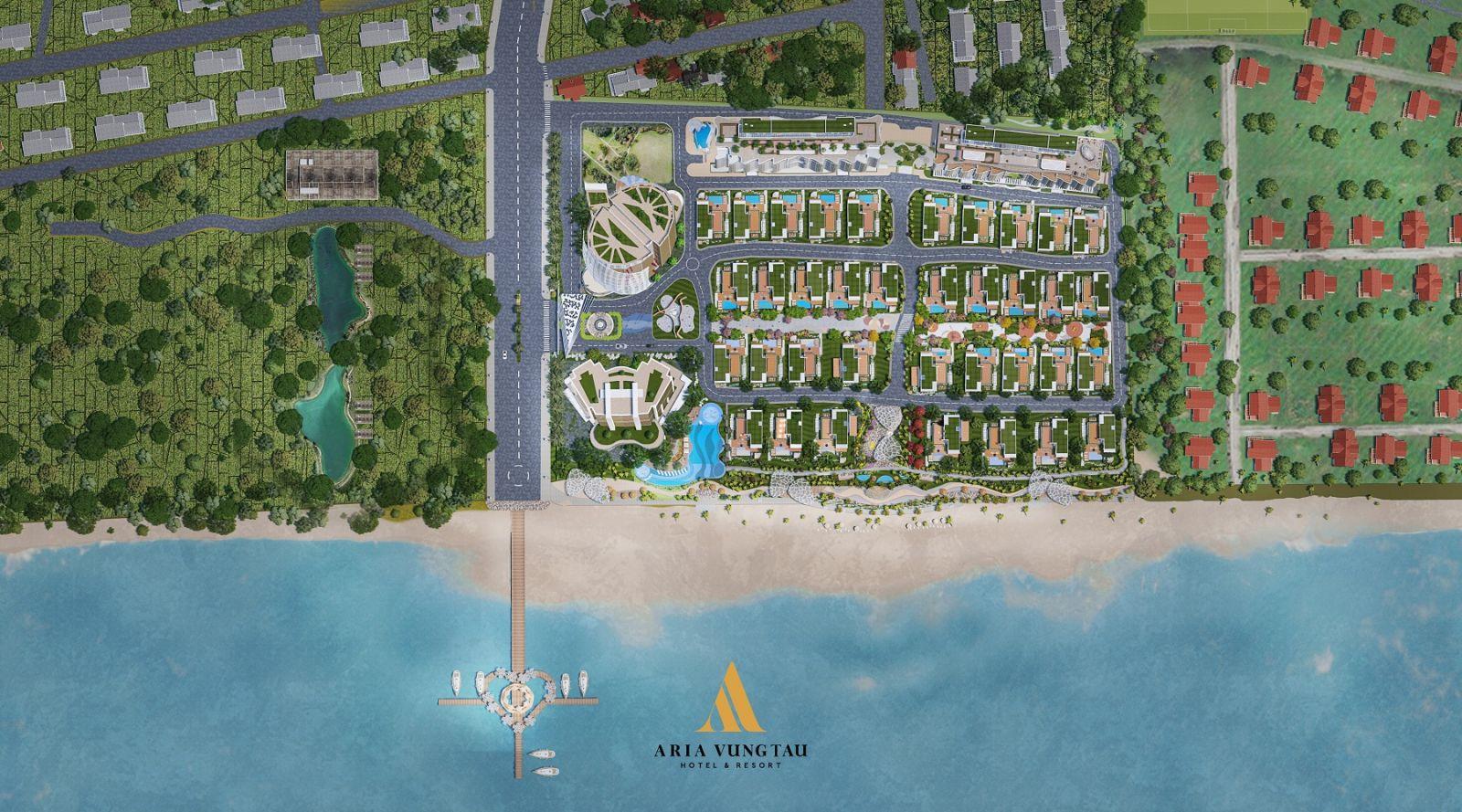 Dự án Aria Vũng Tàu Hotel & Resort