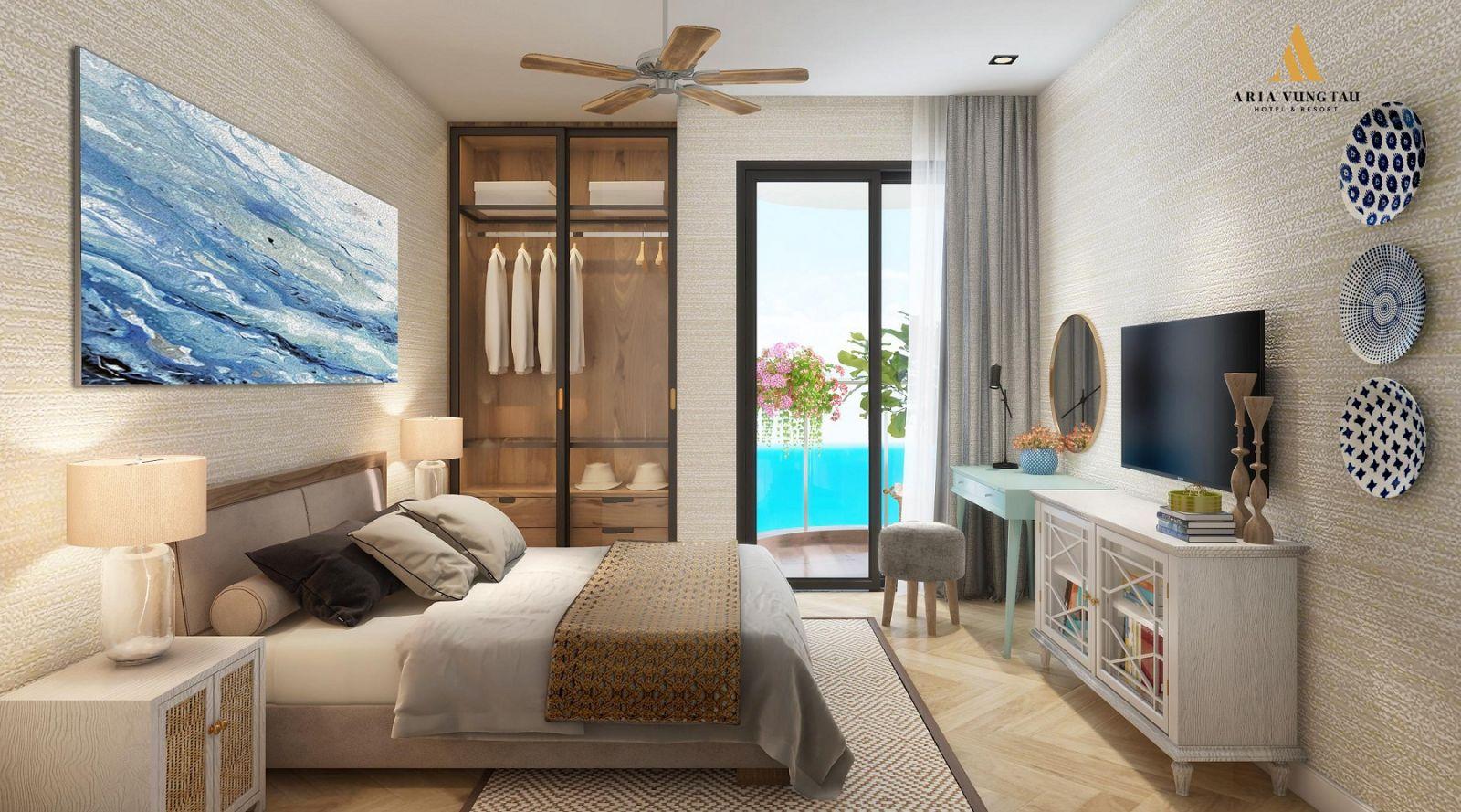 Phòng Master Aria Vũng Tàu Hotel & Resort