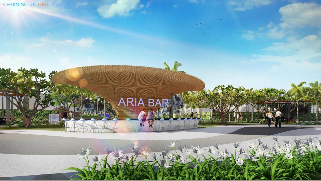 Bar SeaSell dự án Aria Vũng Tàu Hotel & Resort