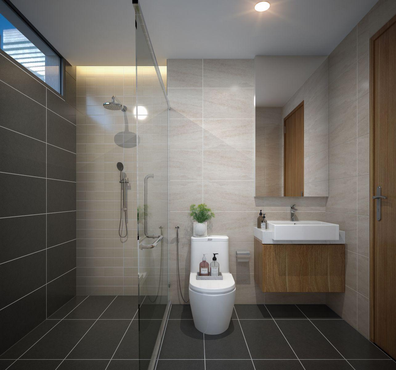 Charmington Tan Son Nhat toilet