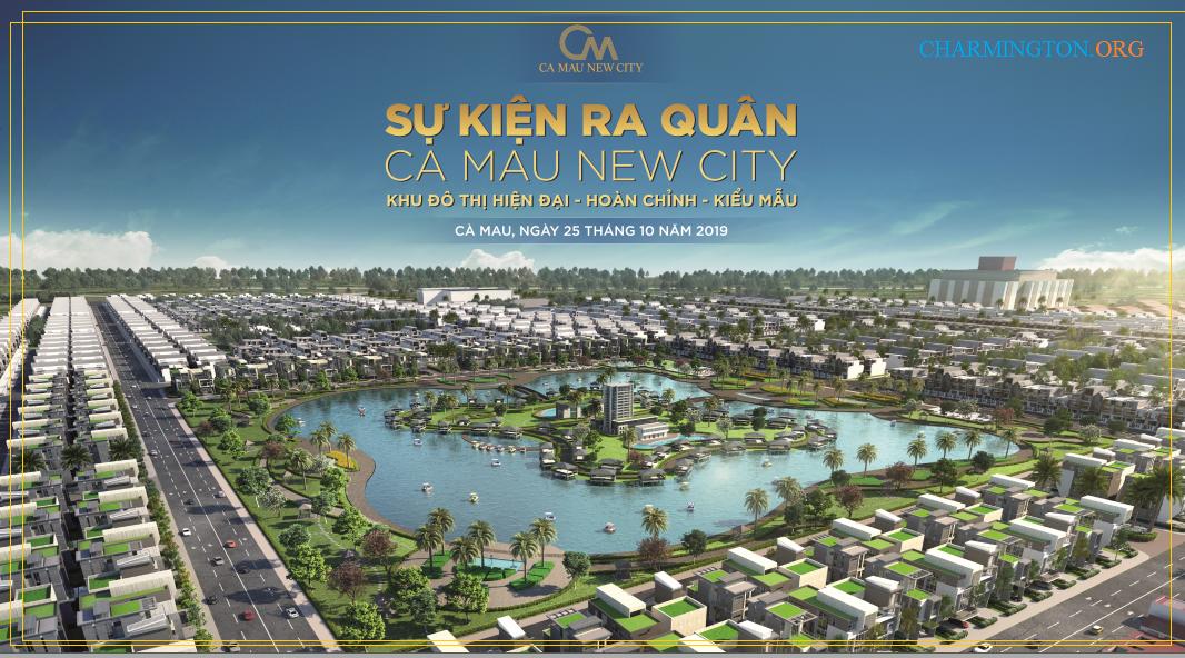 PHOI CANH CA MAU NEW CITY