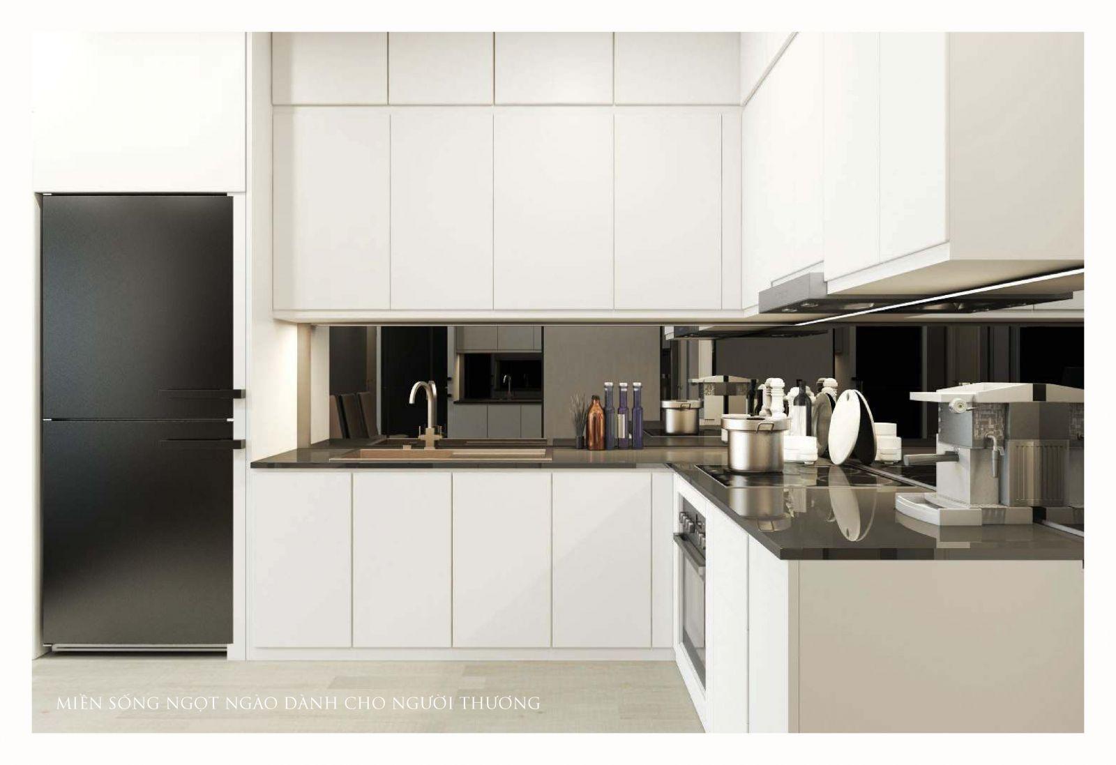 charmington iris kitchen