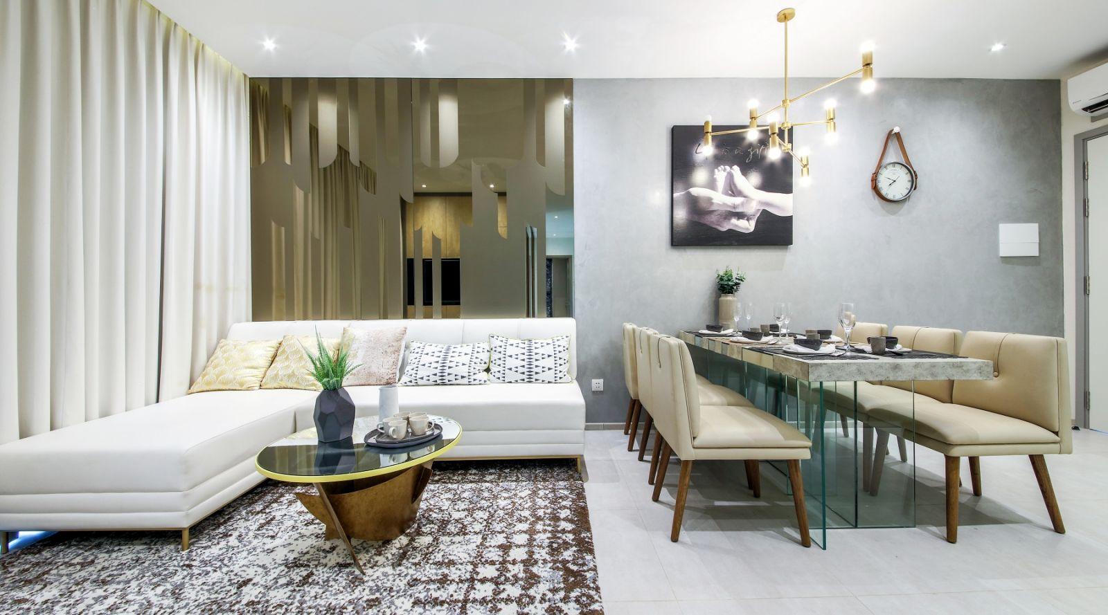living room charmington iris