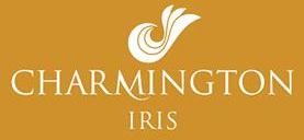 iris logo bang vat lieu ban giao
