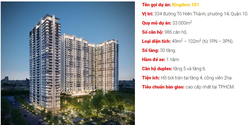 TONG QUAN KINGDOM 101