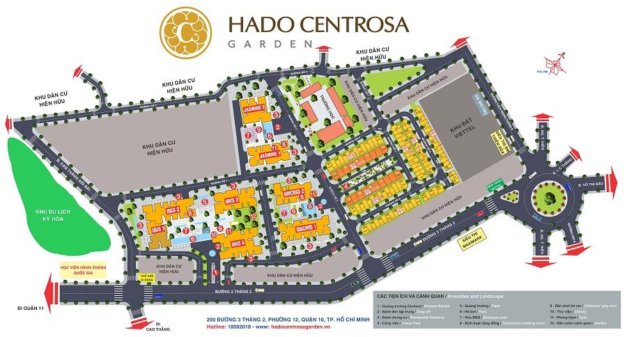 TONG THE HADO CENTROSA GARDEN