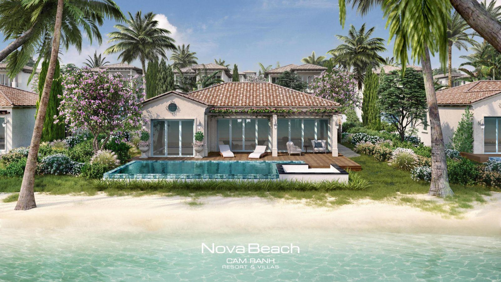 tien ich novabeach cam ranh villa resort