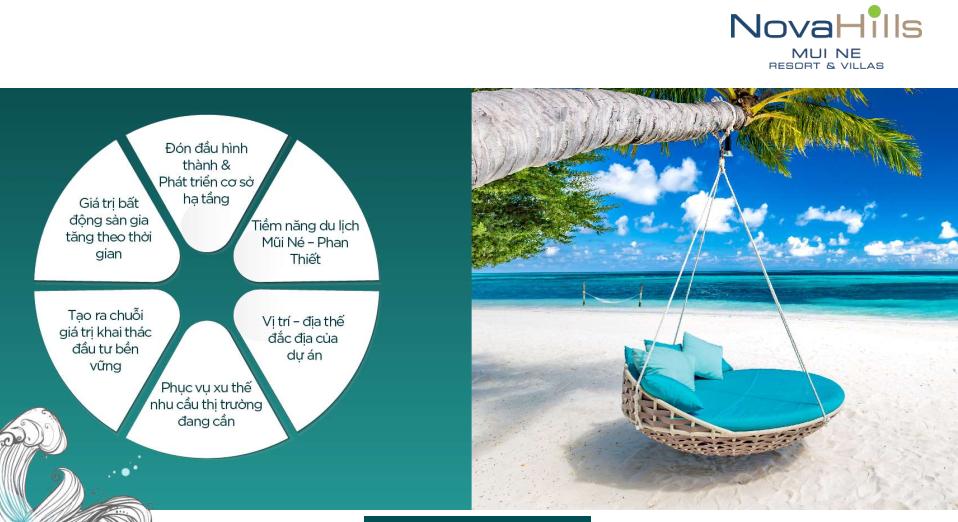 Novahills Mũi Né Resort & Hotels tiềm năng đầu tư
