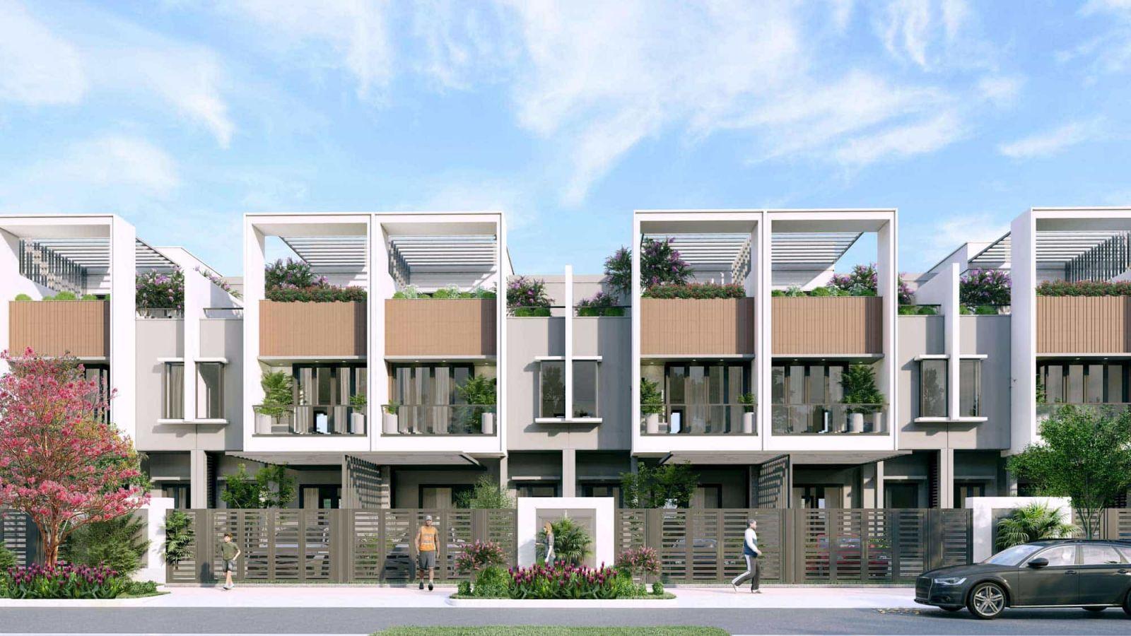 DULUXE GREEN HOUSE  DTXD 6X20  DTSD 200,9m2