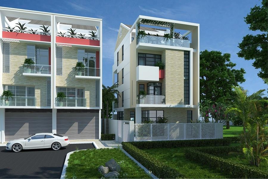 Sari Residence Jamona Golden Silk