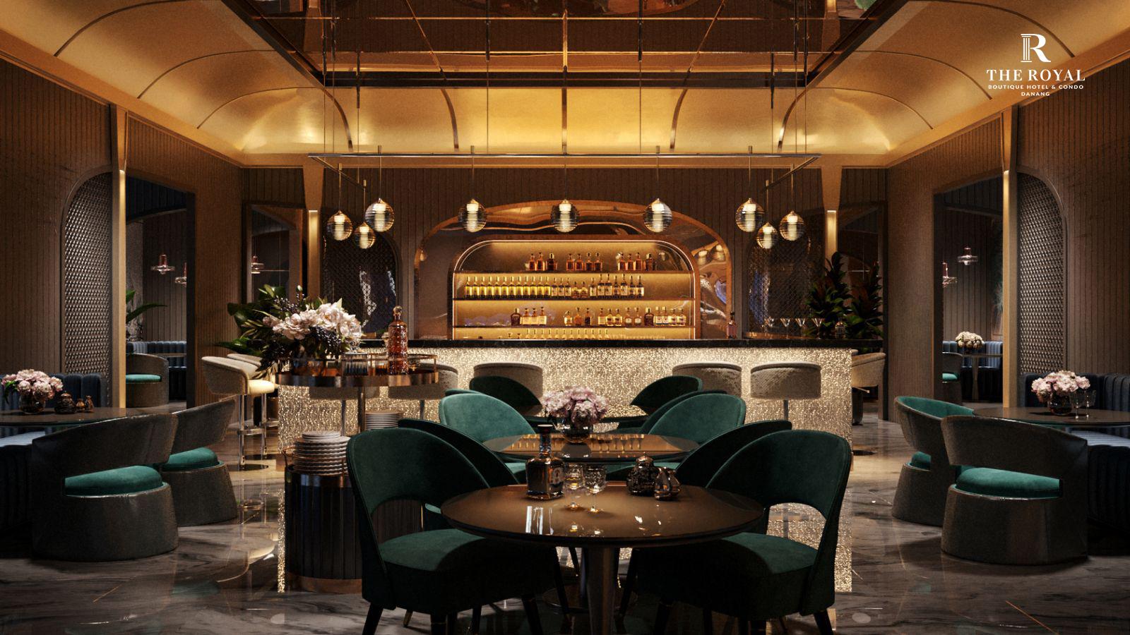 Dự án The Royal Boutique Hotel & Condo Đà Nẵng meeting room