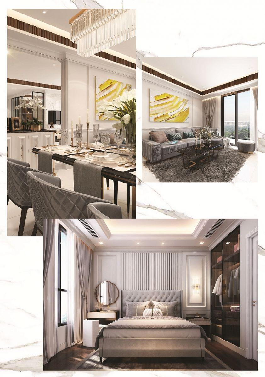 Dự án The Royal Boutique Hotel & Condo Đà Nẵng nội thất