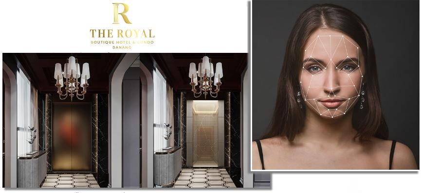 Các hướng nhìn dự án The Royal Đà Nẵng Boutique hotel & condo
