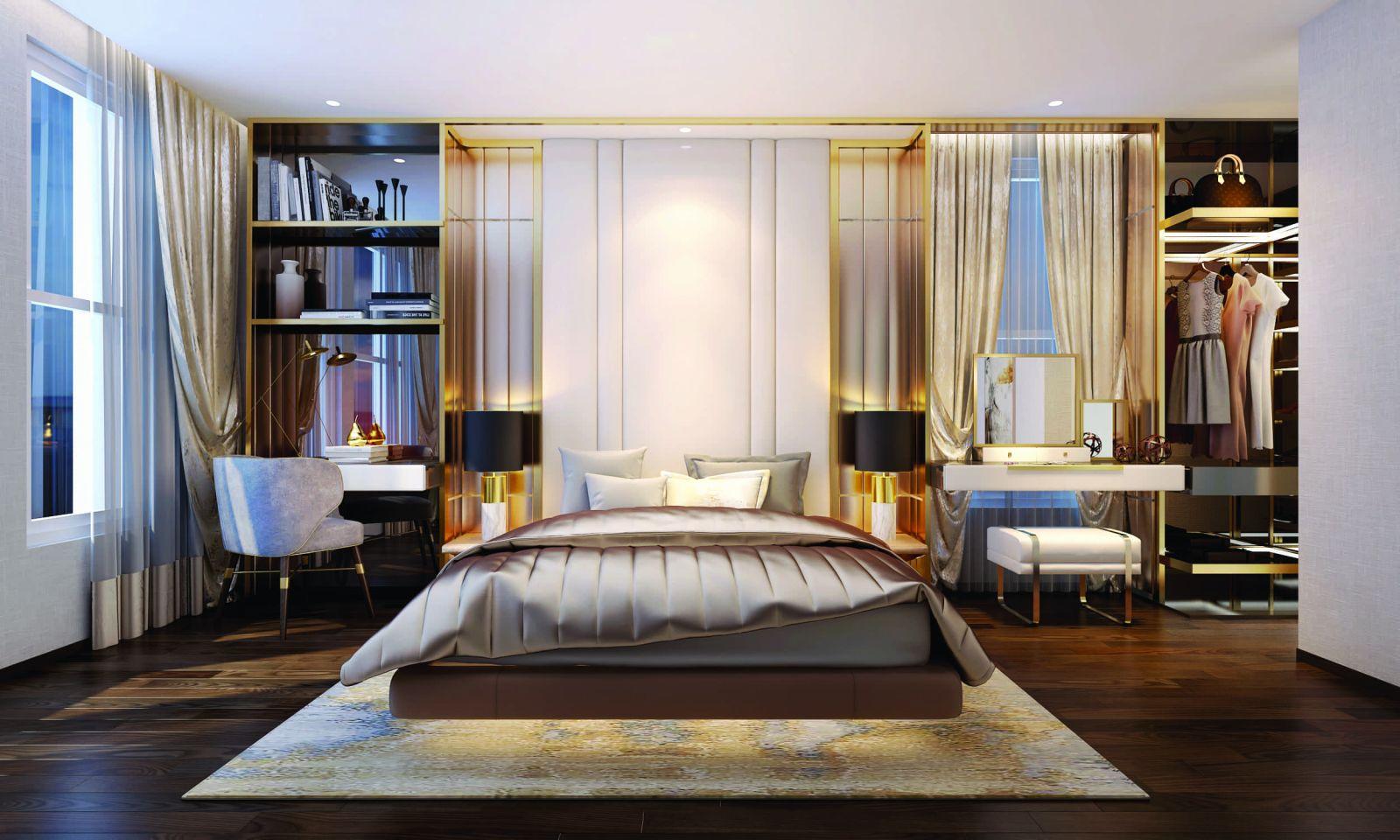 Phòng ngủ Jamona Heights