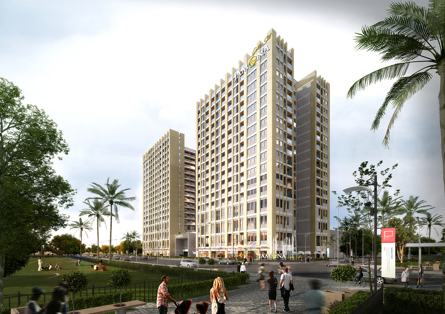 Jamona Heights TTC Land quận 7 3