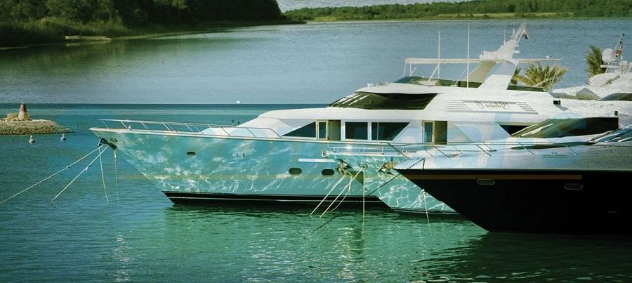 bến du thuyền jamona home resor
