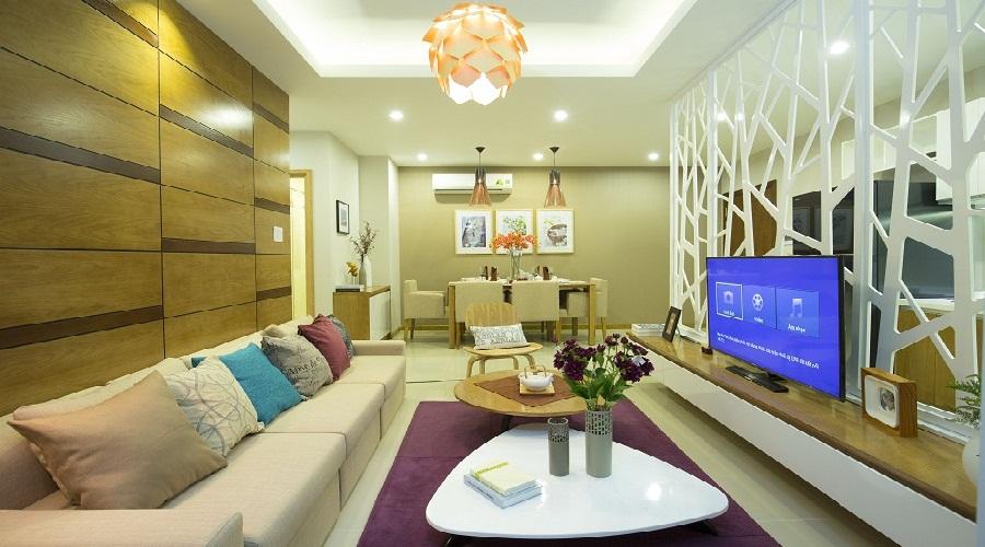 luxury home phong khach