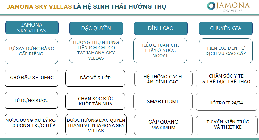 sky villas thu huong