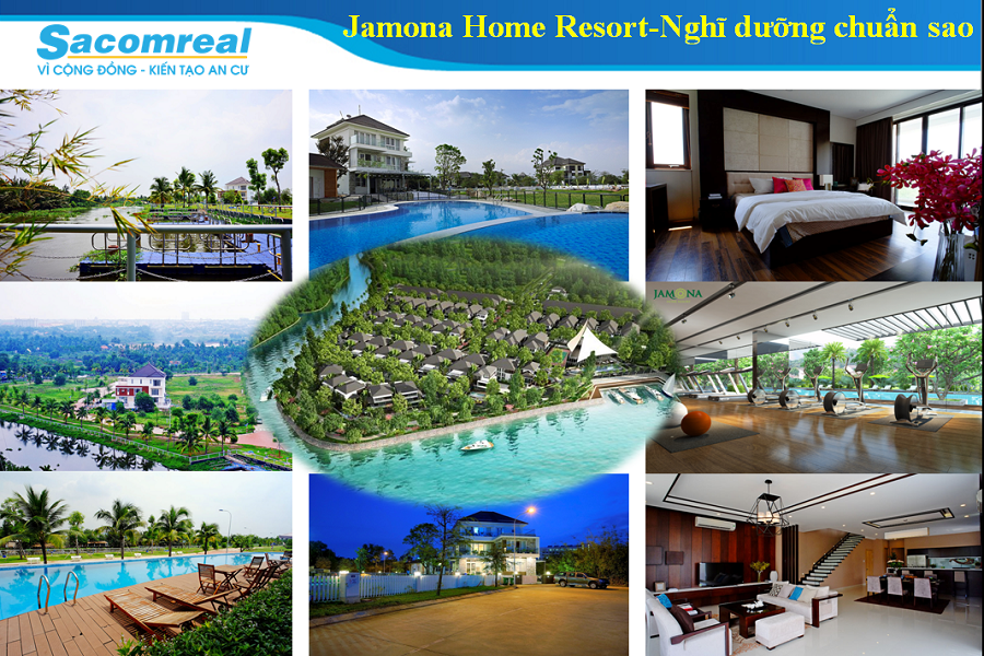 tien ich jamona home resort