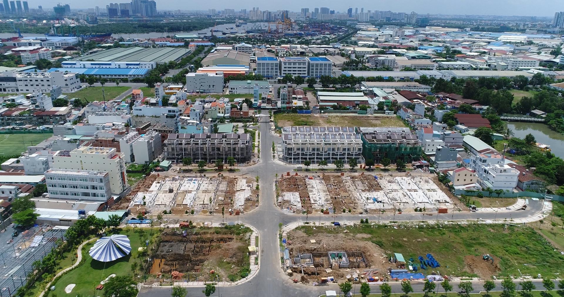 TPHCM: Biệt thự và nhà phố vẫn âm thầm tăng trưởng