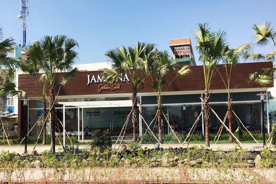 Tháng 2/2016: Công trường Jamona Golden Silk những ngày cuối năm