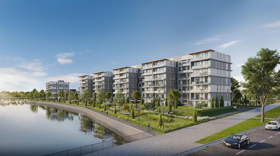 TPHCM xuất hiện căn hộ siêu sang diện tích lớn tháng 9/2018