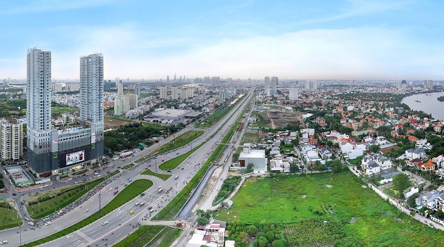 UBND TpHCM rót 2.000 tỷ đồng vào khu Đông...