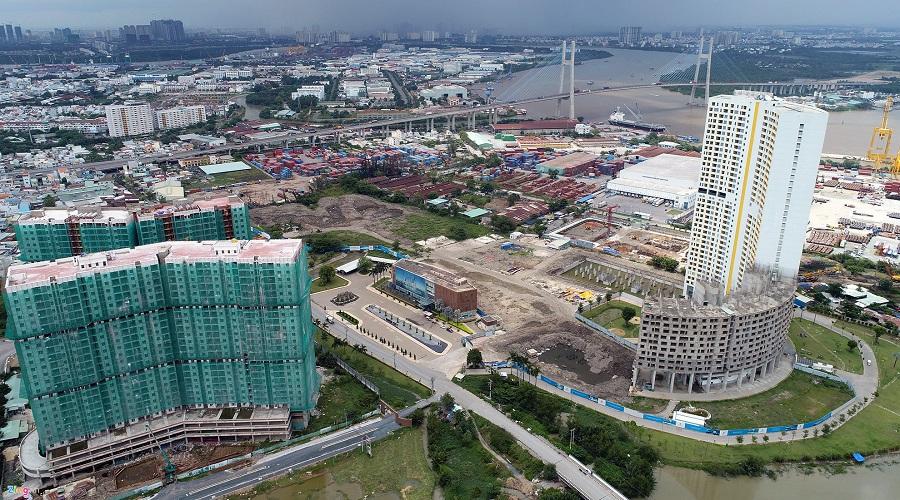 Khu Nam sắp vượt khu Đông với hàng loạt siêu dự án mới