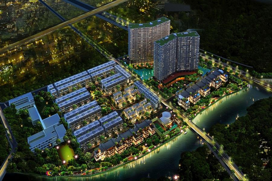 dự án luxury home quận 7