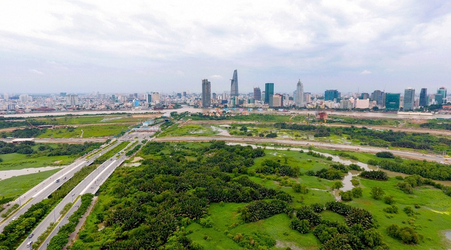 Các thành phố Việt Nam quá ít công trình Xanh