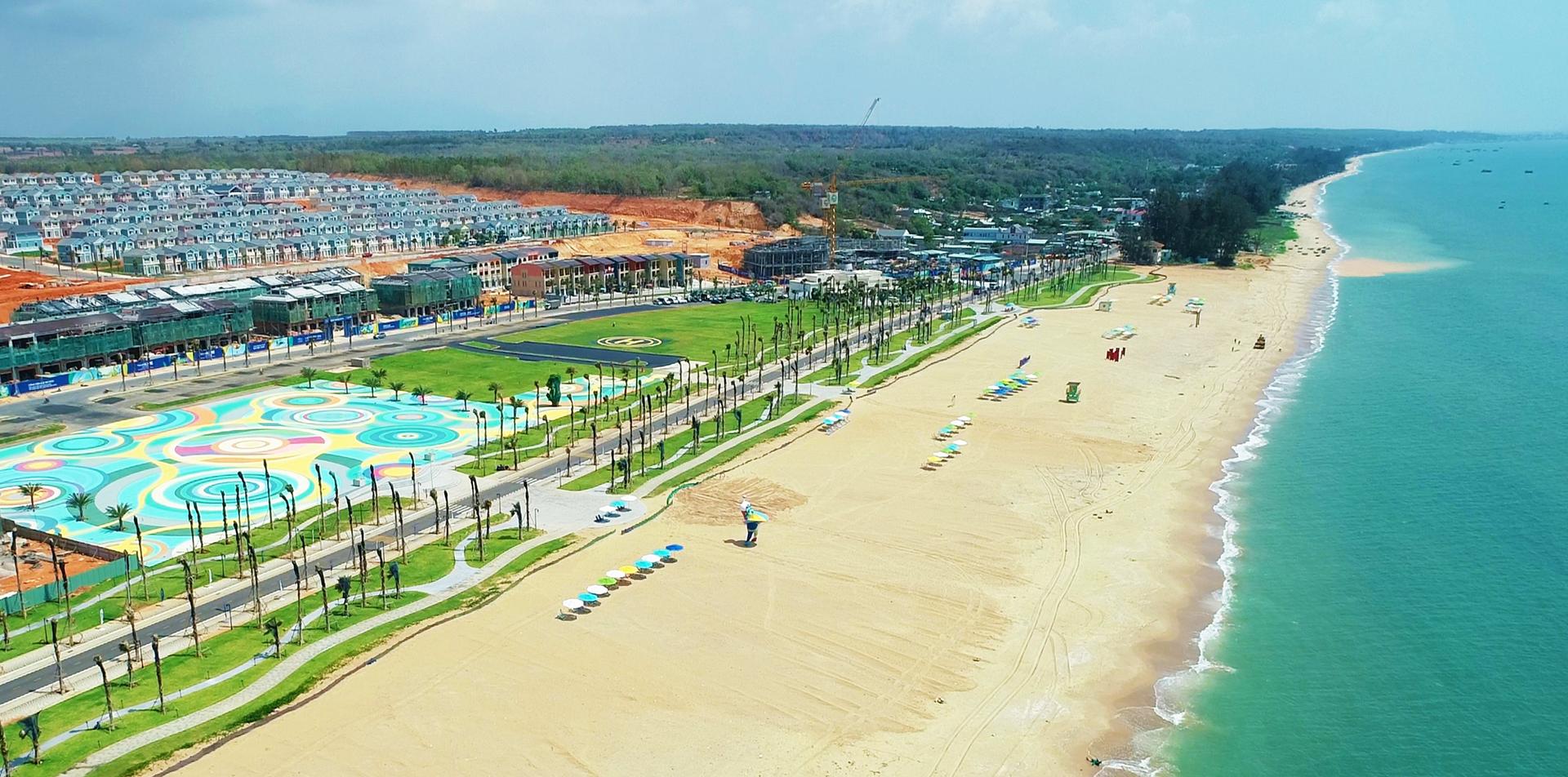 Bất động sản biển Phan Thiet đang tạo sức hút