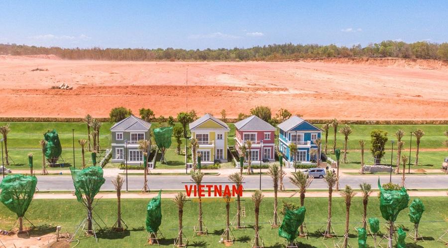 Hạ tầng cất cánh bất động sản Phan Thiết