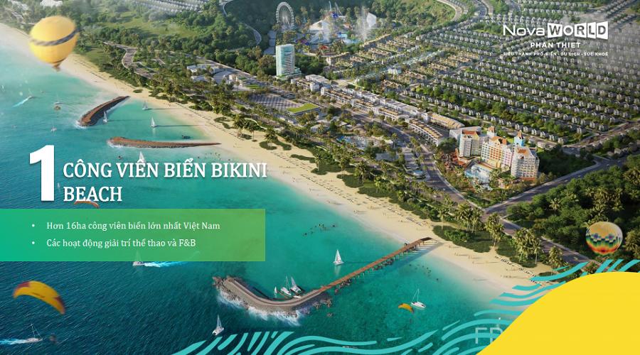 Second home biển Phan Thiết 'lọt mắt xanh' nhà đầu tư phía Bắc