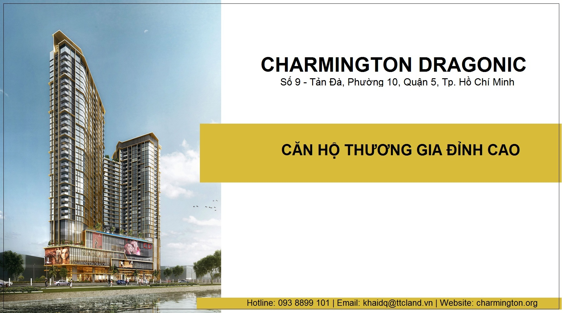 Charmington Dragonic