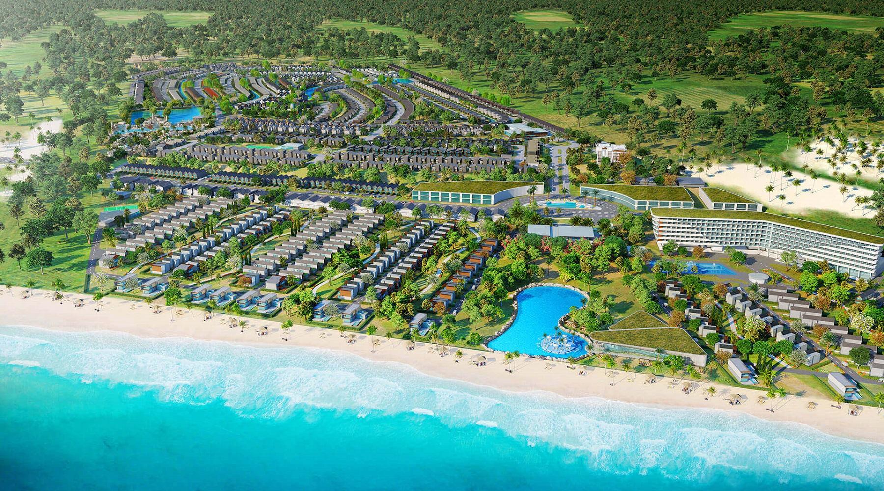 Chỉ điểm những xu hướng mới của thị trường bất động sản nghỉ dưỡng?