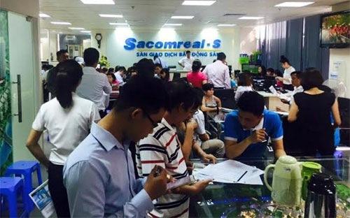 Sacomreal bán hơn 200 căn hộ Charmington La Pointe trong 1 ngày