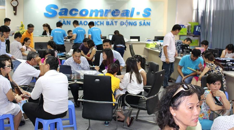 Sacomreal-S mở văn phòng đại diện tại Hà Nội ngày 15/12/2016